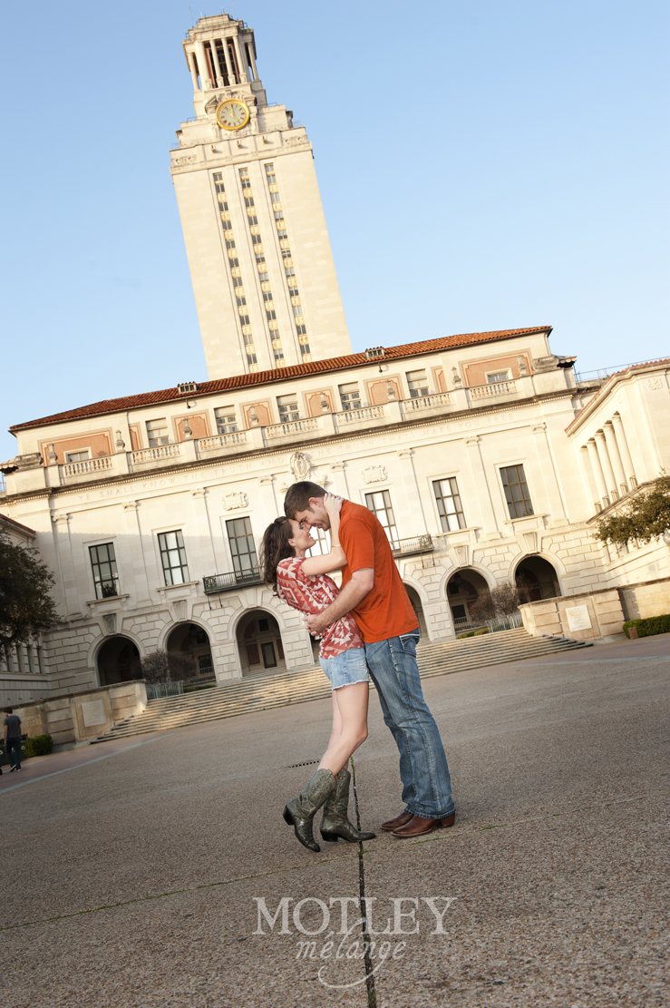 austin engagement photography � ut campus natalie