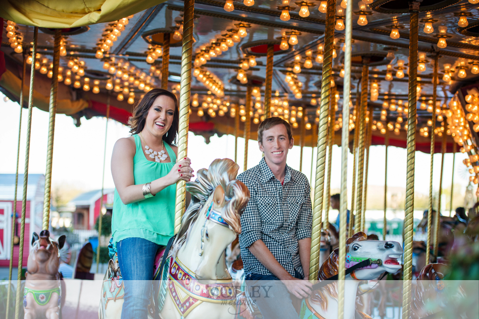 Houston Wedding Photographer Carnival Engagement