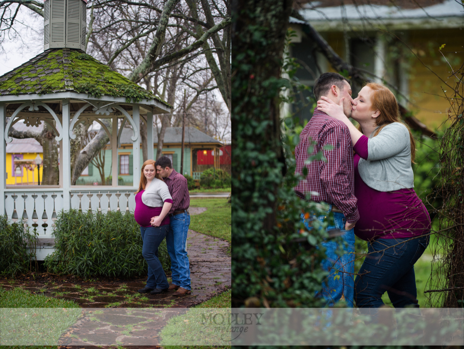 Old Town Spring Houston Wedding Photographer