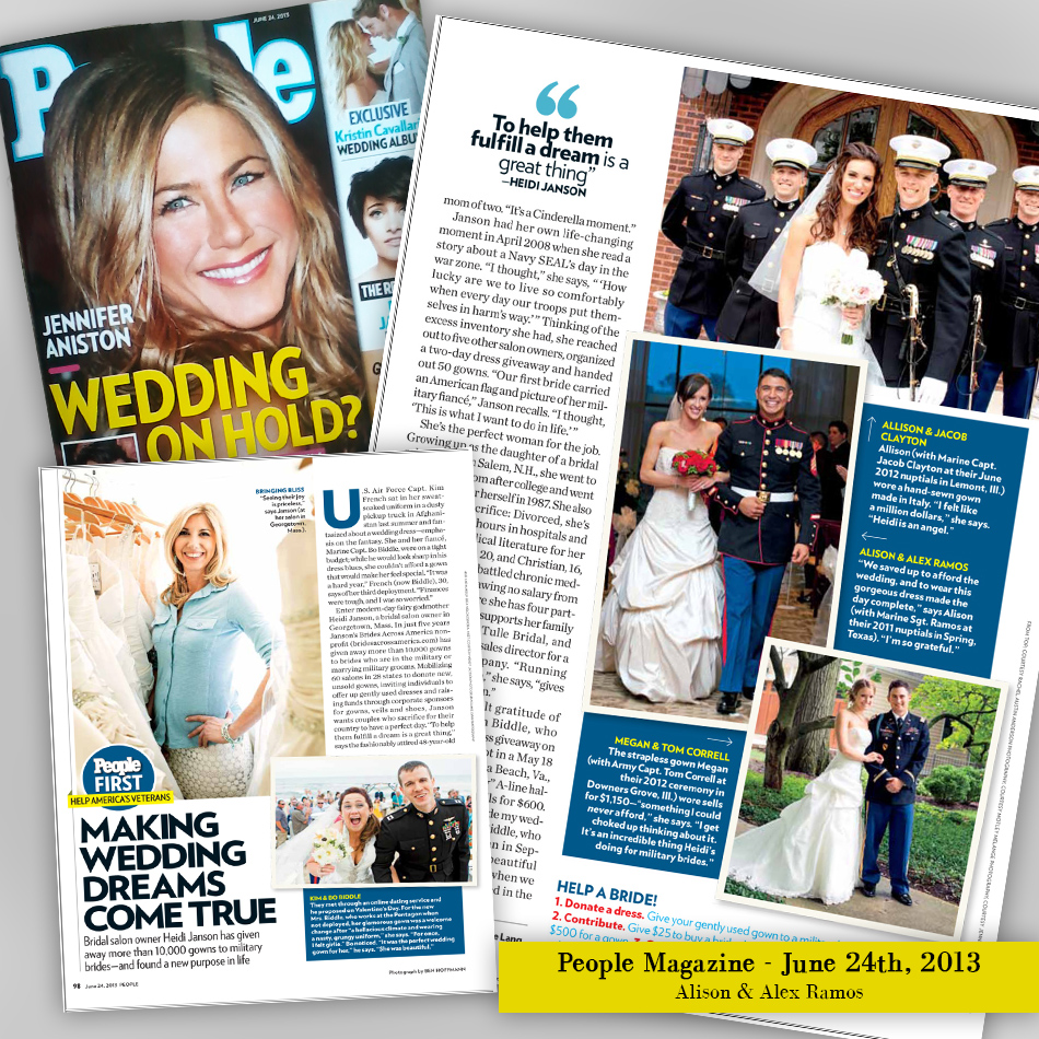 People Magazine Houston Wedding Photographer