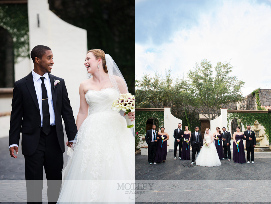 bell tower wedding