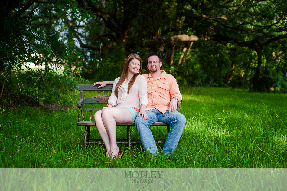 country engagement photos houston