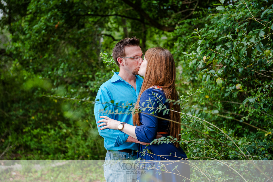houston country engagement photos