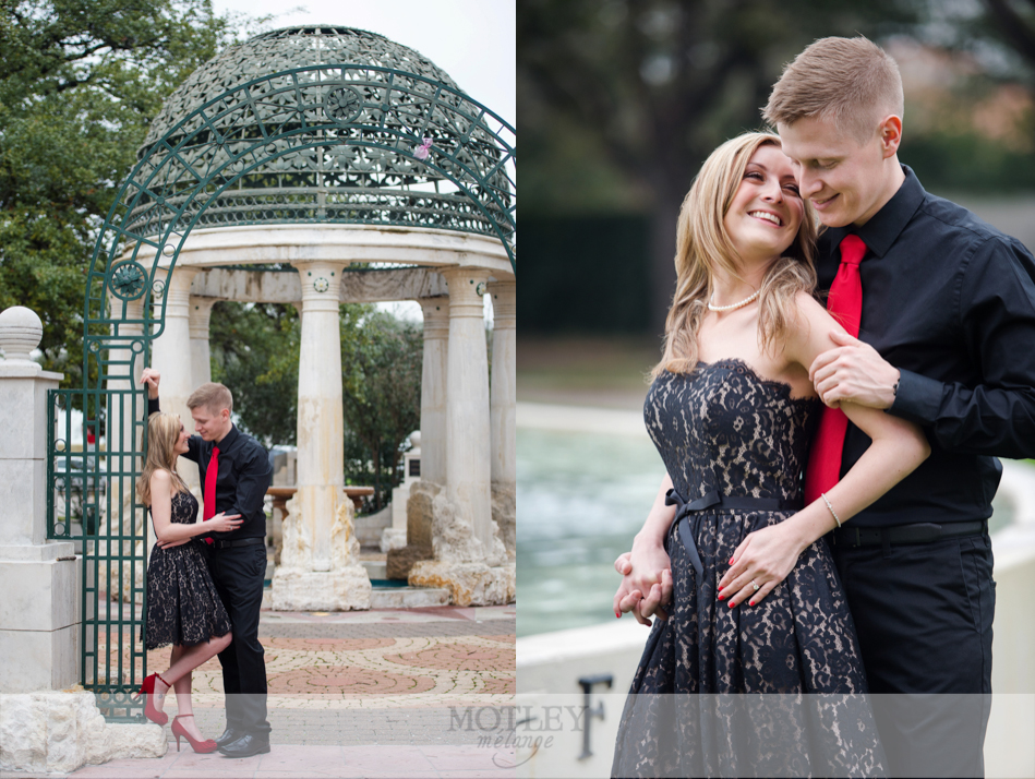 hermann park engagements