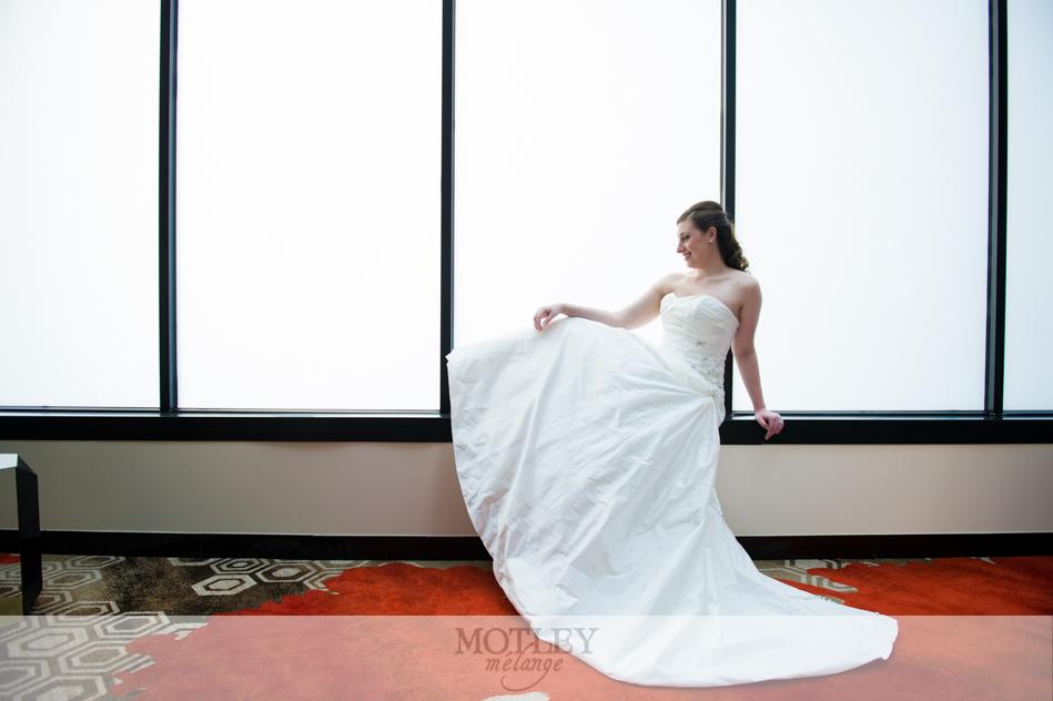 hotel derek bridals