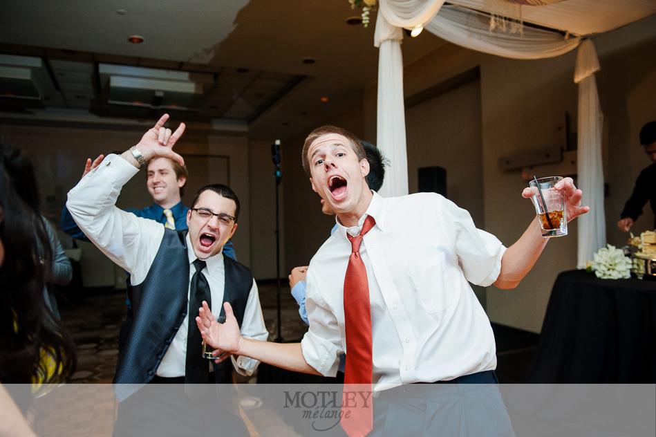 wedding at hotel derek