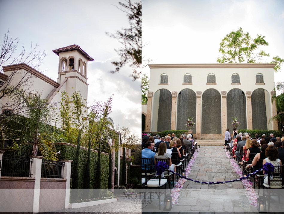 wedding at the bell tower on 34th