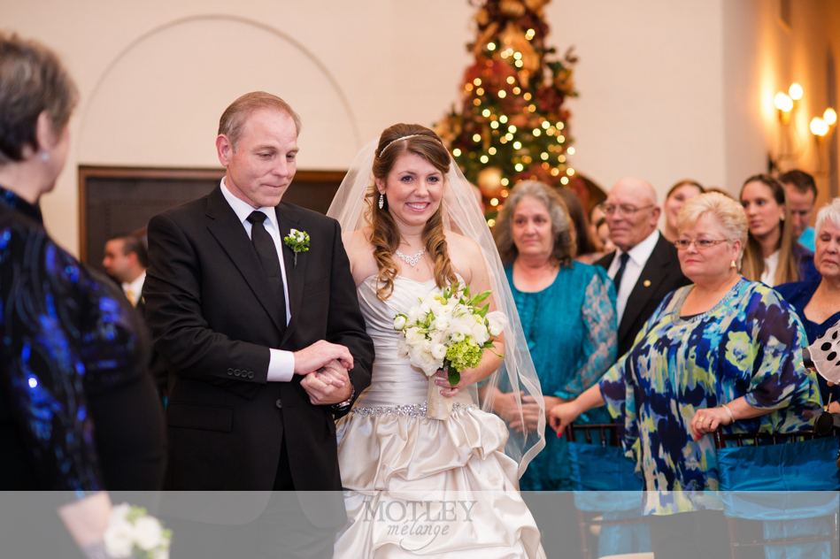 wedding at the parador