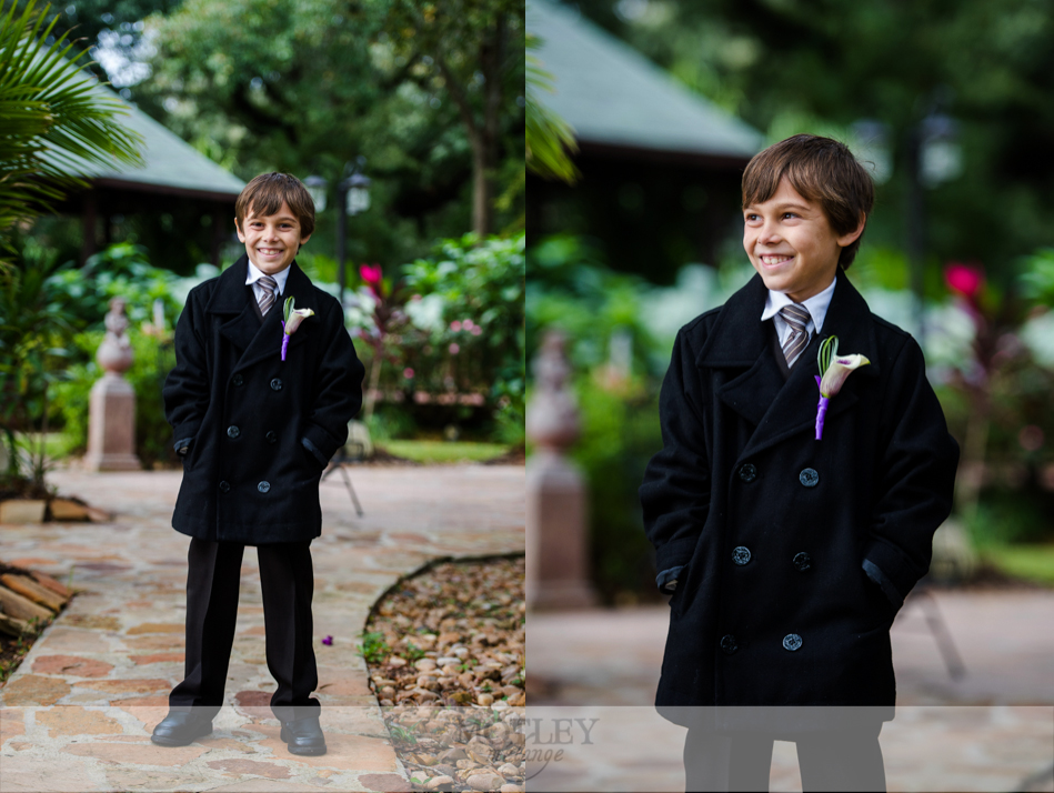 wedding at oak tree manor