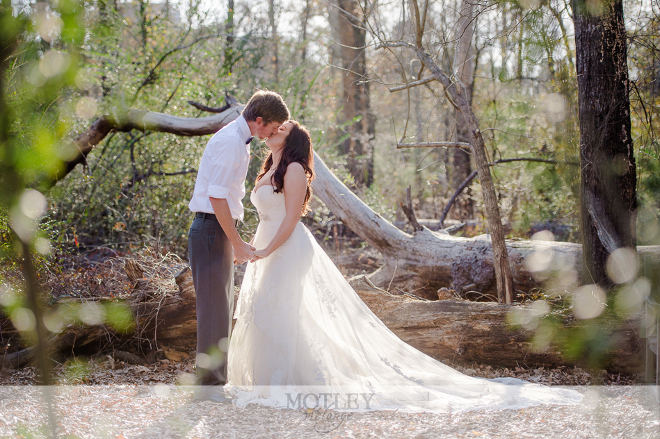houston arboretum wedding