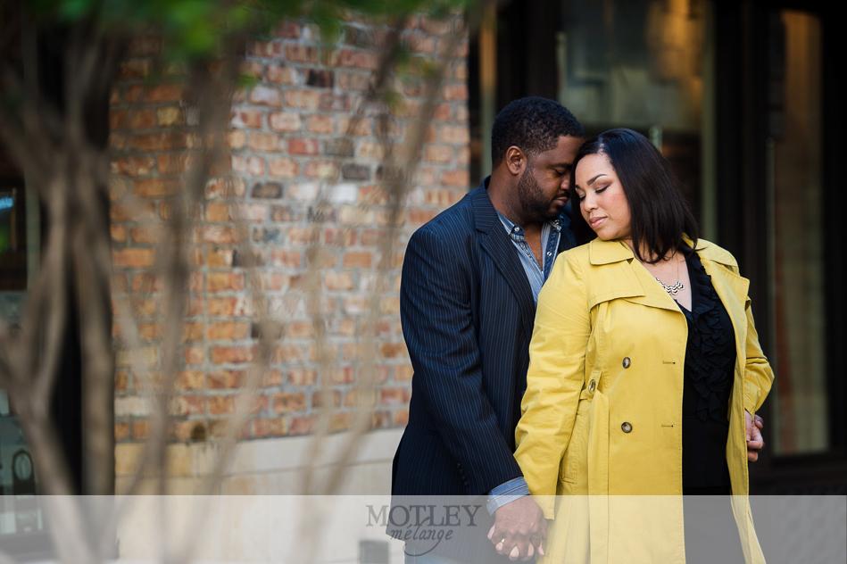 houston city centre engagement photographer