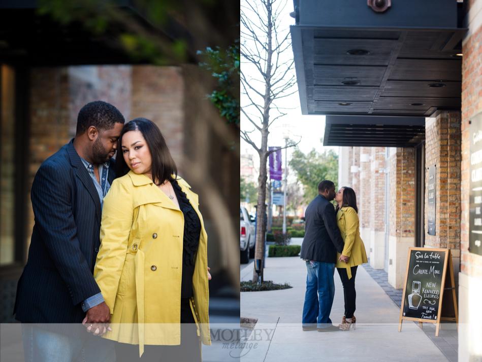 houston engagement photographer city centre