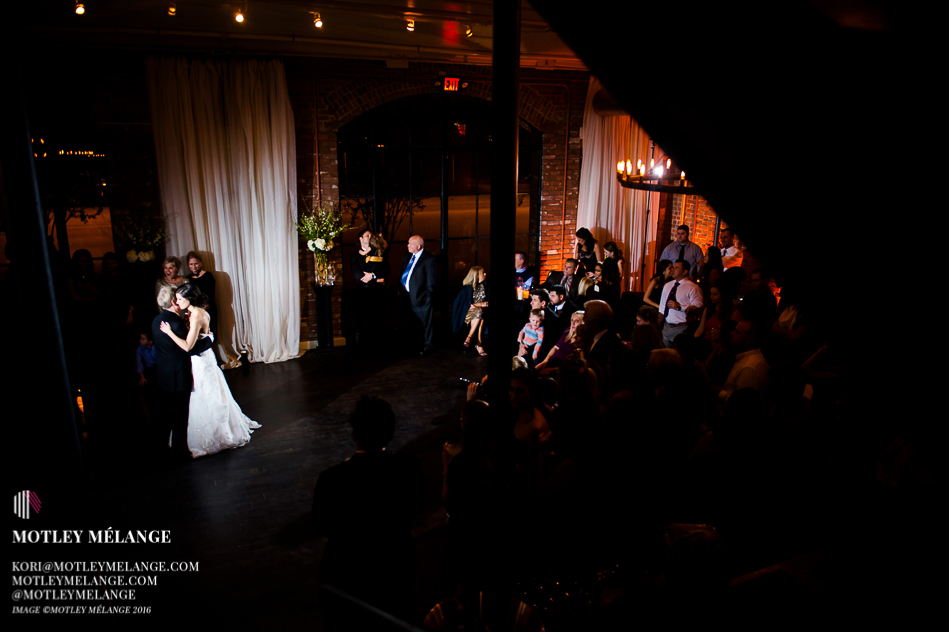 wedding at station 3 downtown houston